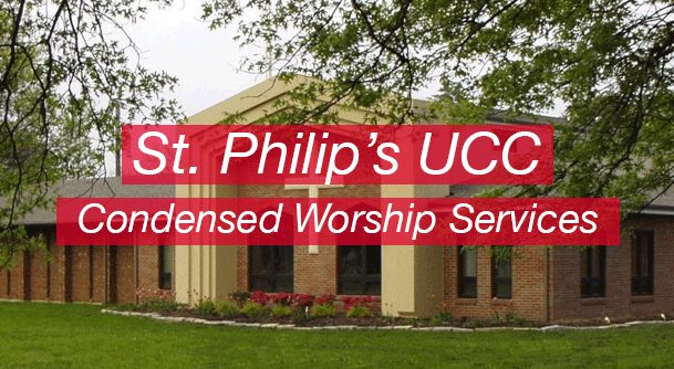 condensed worship services